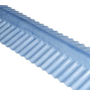 Polyester nokstuk 76/18 200cm