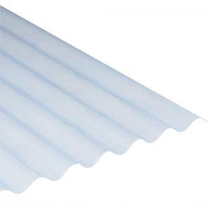 Polyester golfplaat 130/30 153x103cm